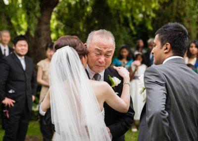 Takae and Chulan's Kew Wedding