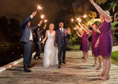 Kirsten and Danai's Leonda Wedding by Iain and Jo