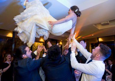 Danielle and Pauls Leonda Wedding by Iain and Jo