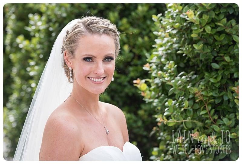 Solo Picture of the Bride