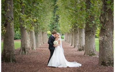 Brydie and Mark's Zinc Wedding