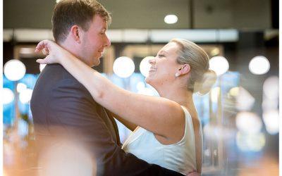 Kathryn and Tim's Glasshouse Wedding