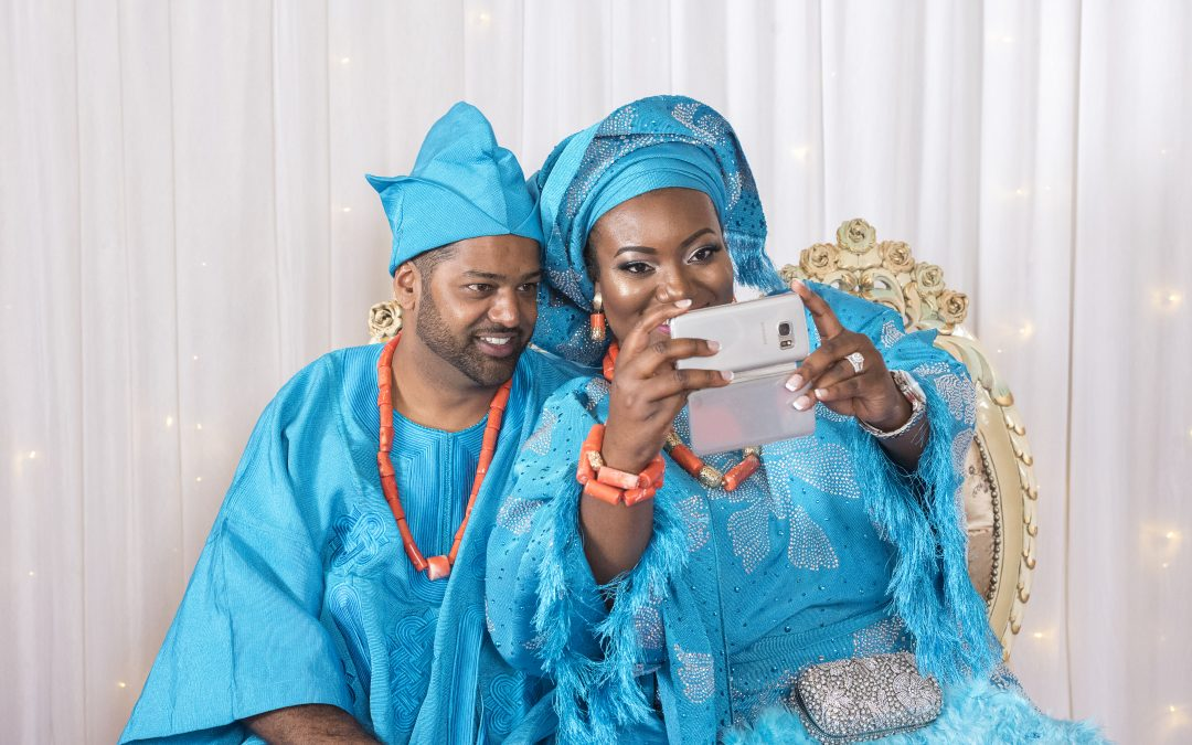 Evelyn and Darren's Traditional Nigerian Wedding