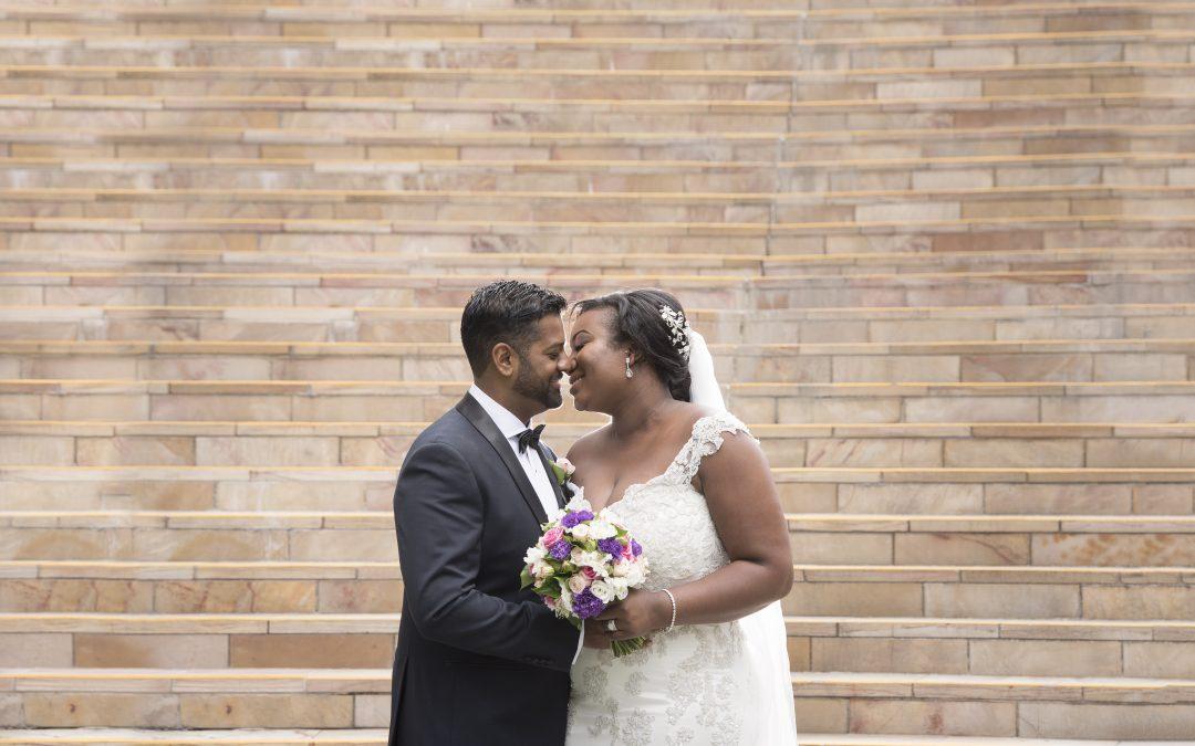 Evelyn and Darren's Leonda by the Yarra Wedding