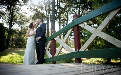 Michelle and Gary's Daylesford Lake Wedding
