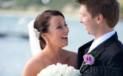 Victoria and Dean's Beaumaris Wedding
