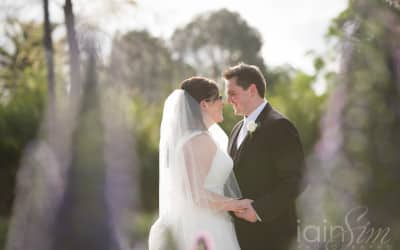 Melinda and Leigh's Roselyn Court Wedding