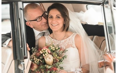 Lisa and Massimo's Riversdale Golf Club Wedding