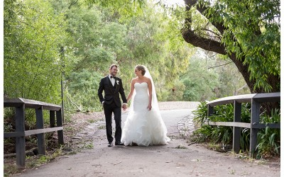 Carly and David's Leonda by the Yarra Wedding