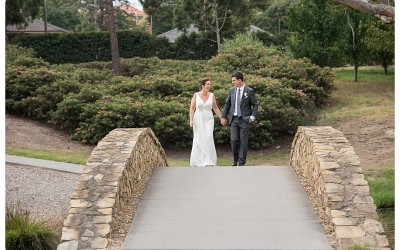 Renee and Matt's Riversdale Golf Club Wedding