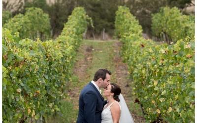 Kristy and Tom's Yarra Valley Wedding