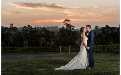 Jake and Jenna's Yarra Valley Winery Wedding