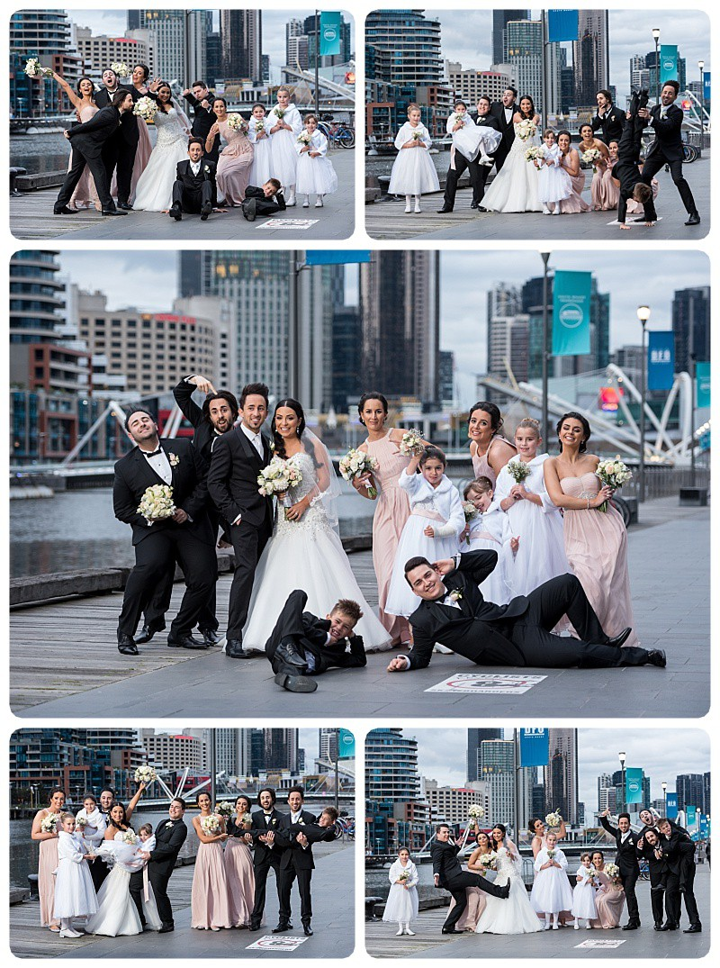 Showtime Natural Elegant Wedding Photography South Wharf Love Stories