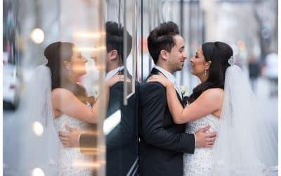 Alyssa and Daniel's Showtime South Wharf Wedding