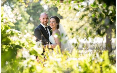 Danielle and Paul's Leonda by the Yarra Wedding