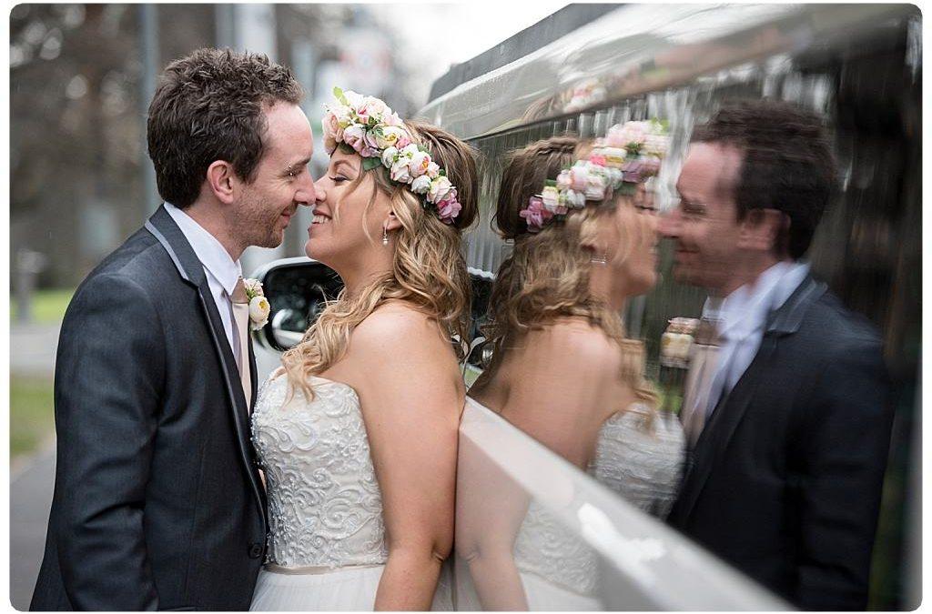 Jayne and Ben's Registry Office Wedding