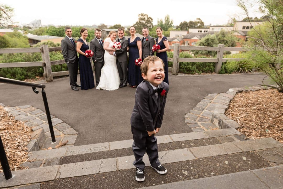 KJ and Blair Blue Diamond Wedding by Iain and Jo