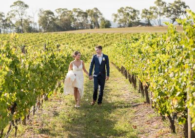 Jenna and Jake Yarra Valley Wedding by Iain and Jo
