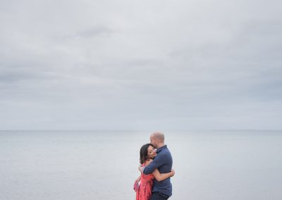 Leanne and Stuart Engagement Session by Iain and Jo