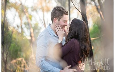 Stefania and Justin's Engagement Session