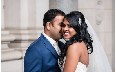 Shiju and Eugene's San Remo Ballroom Wedding