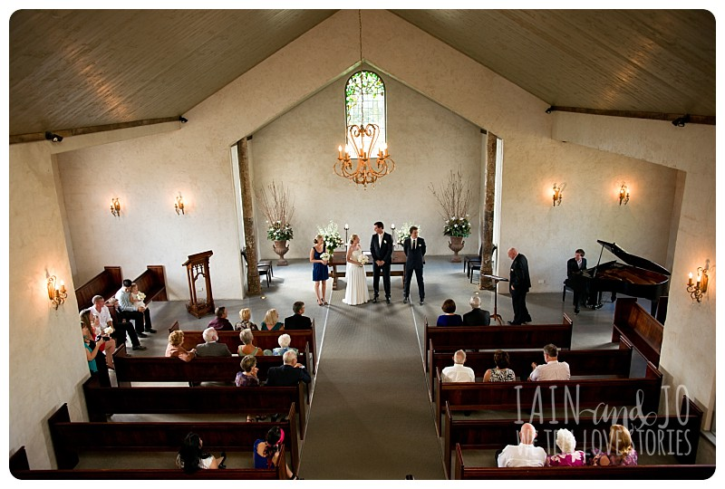 Wedding venues with a chapel or gazebo