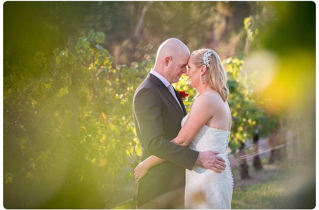 Julie and Tony's Rochford Winery Wedding