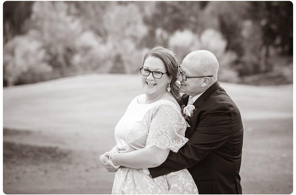 Helen and Shawn's Riversdale Golf Club Wedding