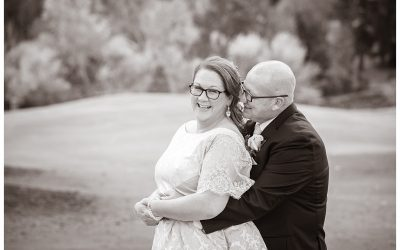 Helen and Shawn's Riversdale Golf Club Wedding