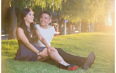 Jiani and Liem's Engagement Session
