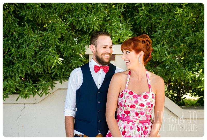 Suprise wedding photography