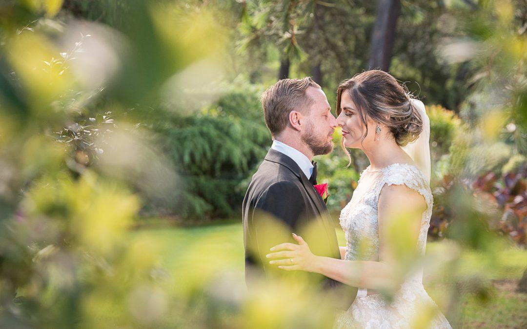 Maria and Edward's Regal Ballroom Wedding