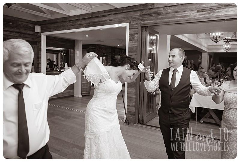 Albanian wedding dance