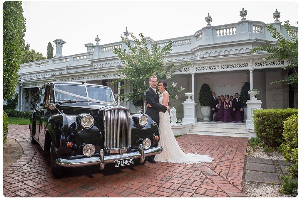Alison and Andrew's Quat Quatta Wedding