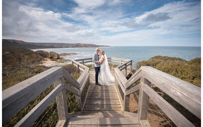 Amee and Ross' Bellbrae Harvest Wedding