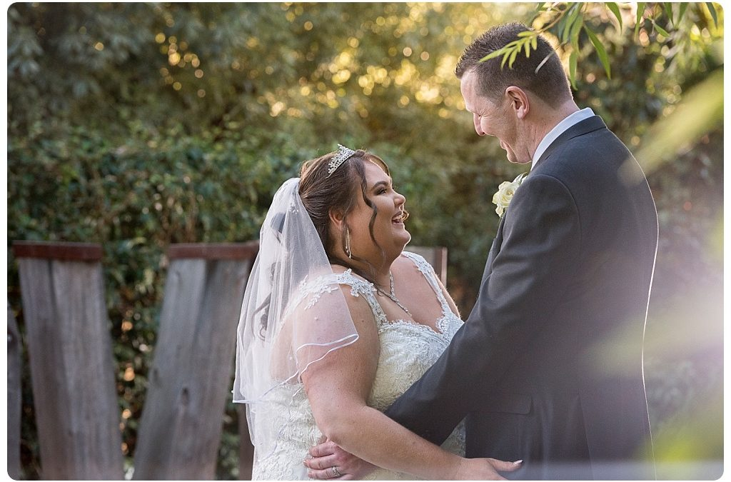 Cheryl and Gary's Ballara Receptions Wedding