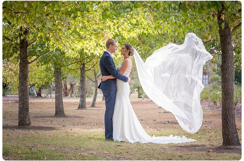 Chelsea and Miles' Yarra Valley Wedding