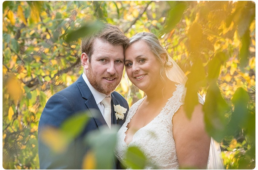 Nicole and Rhys' Leonda by the Yarra Wedding
