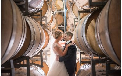 Katrina and Adrian's Rochford Winery Wedding