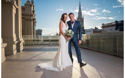 Catherine and Tom's Leonda by the Yarra Wedding