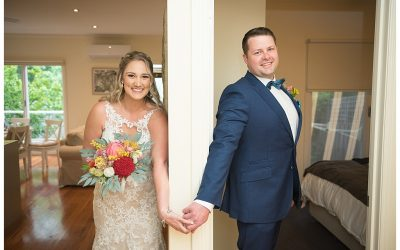 Natalie and Chris' Riverstone Estate Wedding