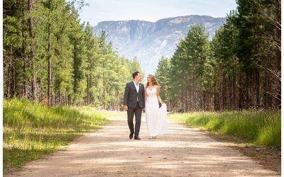 Jodie and Colby's Feathertop Winery Wedding