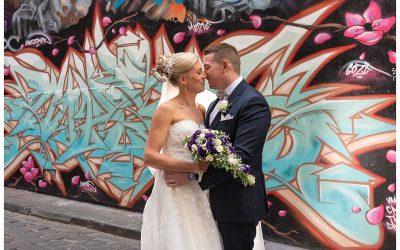 Jessica and Nick's Leonda by the Yarra Wedding