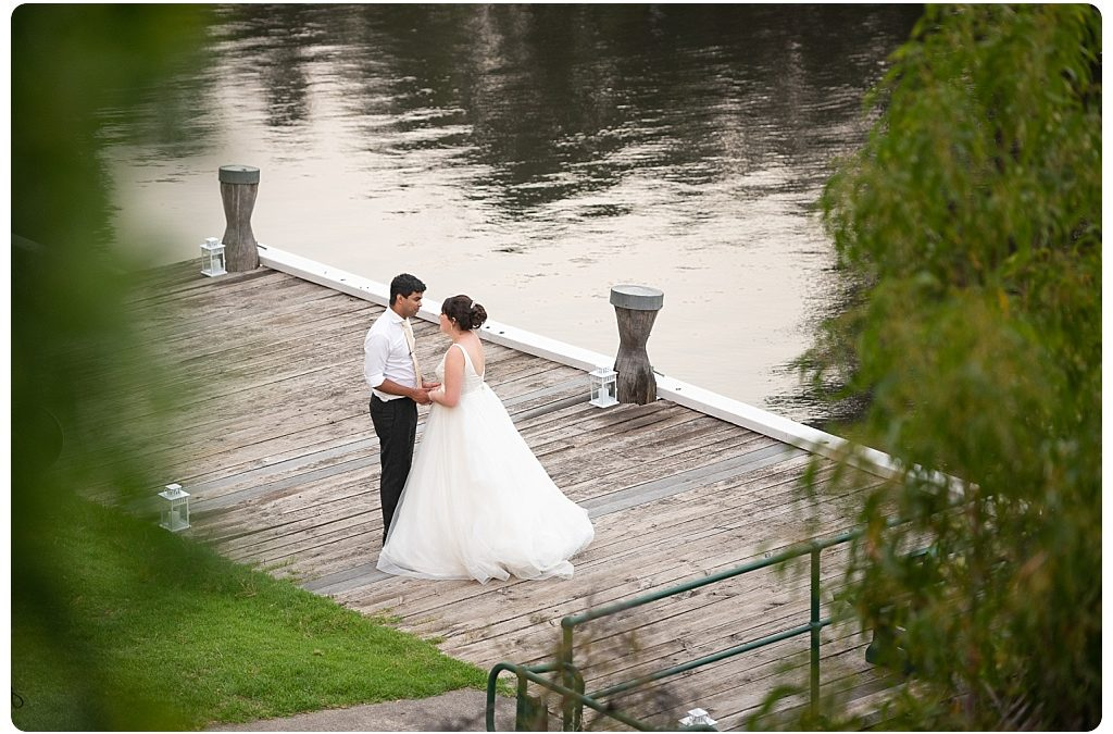 Sophie and Jitain's Leonda by the Yarra Wedding