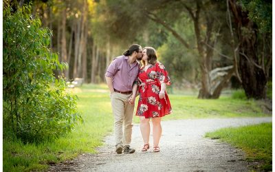 30 Days of Love Stories / Day 18: Veronica & Brad