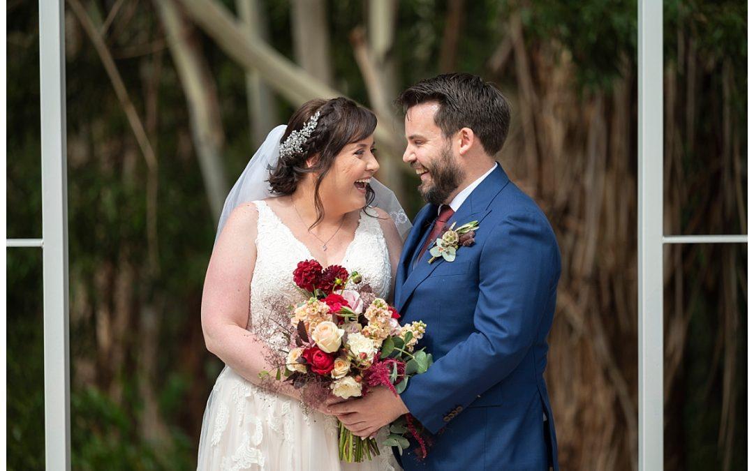 Jess and Tim's Yarra Valley Estate Wedding