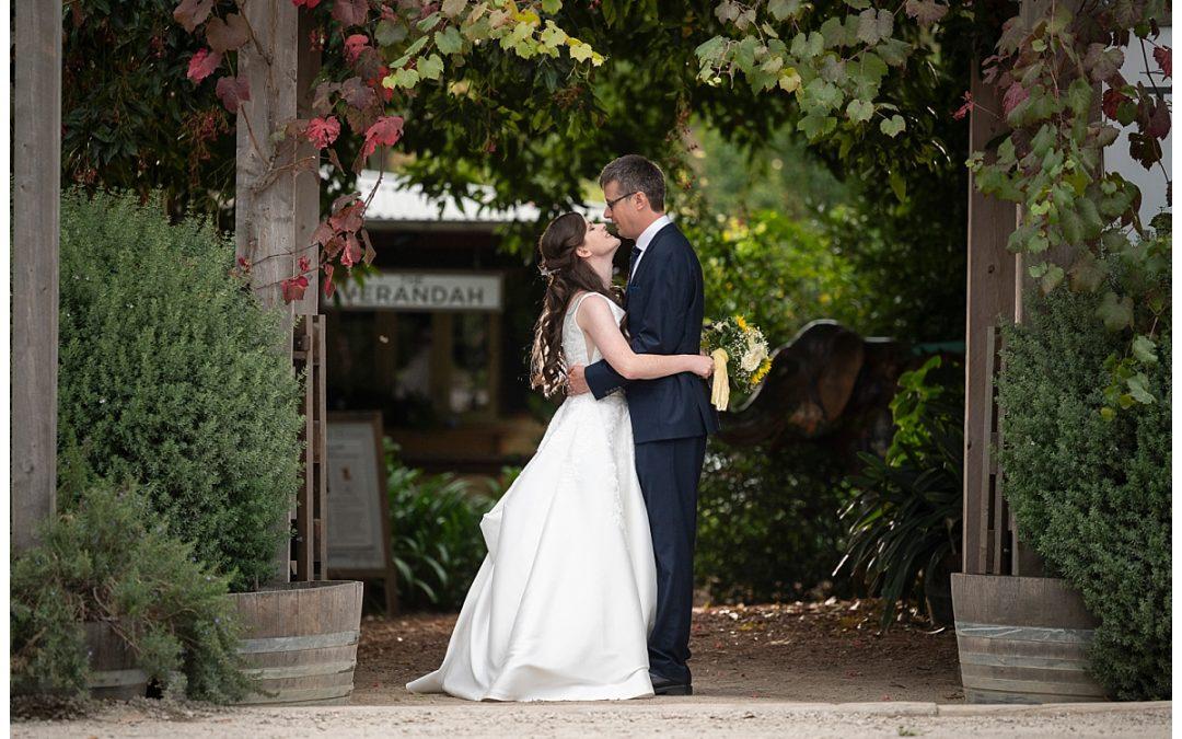 Sam and David's Merricks General Wine Store Wedding