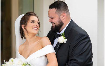 Kate and Luke's Leonda by the Yarra Wedding