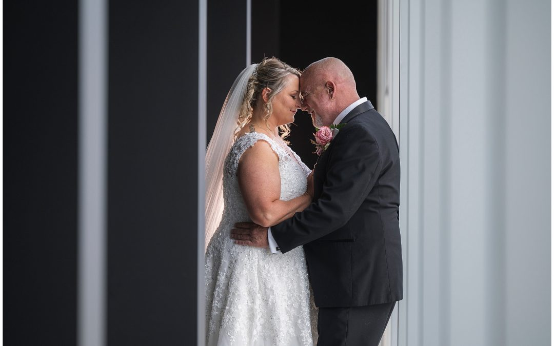 Sharon and Ted's The Budgie Smuggler Wedding